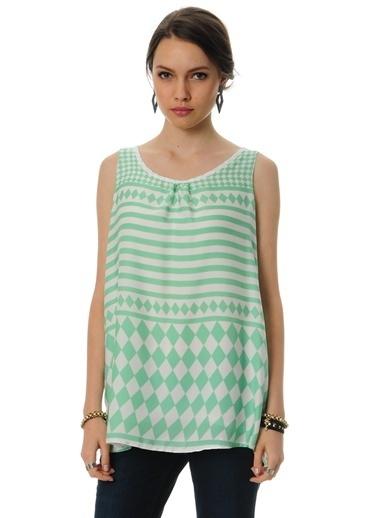 LMN by Limon Company Bluz Yeşil